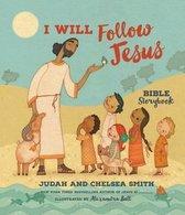 I Will Follow Jesus Bible Storybook