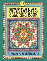 Mandala Coloring Book, No. 5