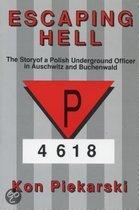 Boek cover Escaping Hell van Kon Piekarski