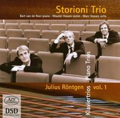 Julius Röntgen: Piano Trios, Vol. 1