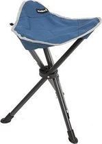 Summit Campingstoel Tripod Blauw/grijs