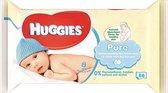 Huggies Babydoekjes - Pure 56 Stuks
