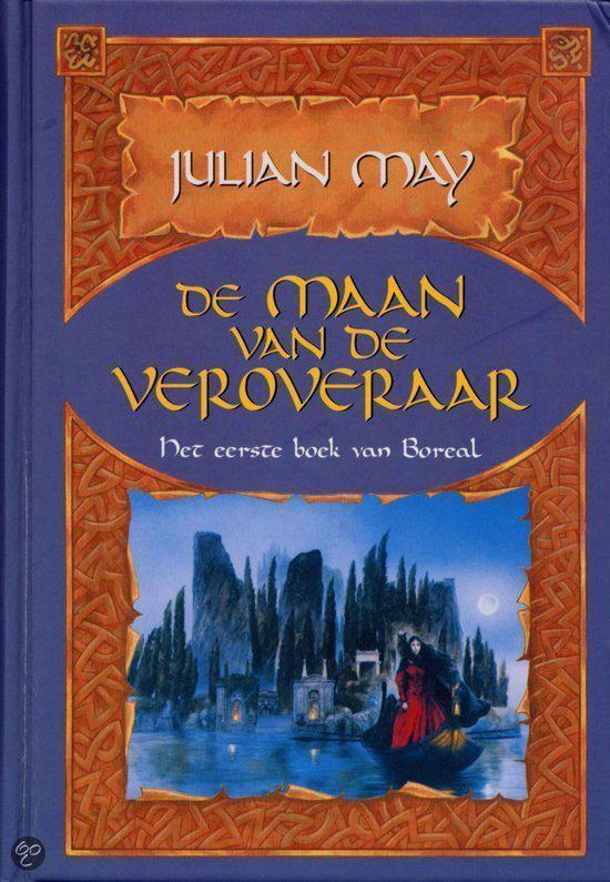 Cover van het boek 'De Maan van de veroveraar' van Julian May