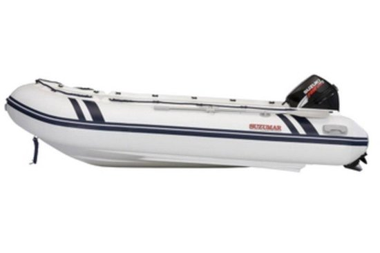 MX 350 RIB Nimarine Rubberboot