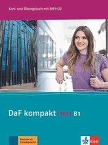 DaF kompakt neu B1 Kurs- und Übungsbuch mit MP3-CD