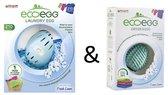Laundry egg 210 washes & dryer egg fresh Linnen