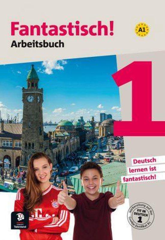 Fantastisch! 1 (t)h/v Arbeitsbuch