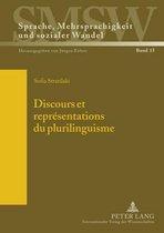 Discours Et Representations Du Plurilinguisme