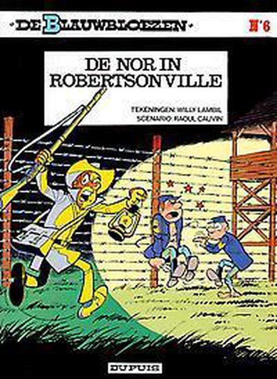 Blauwbloezen 06. de nor in robertsonville - Willy Lambil |