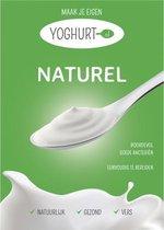 Yoghurt Naturel Zelf Maken