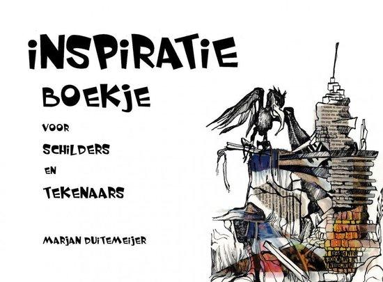 Inspiratie boekje voor schilders en tekenaars - Marjan Duitemeijer |