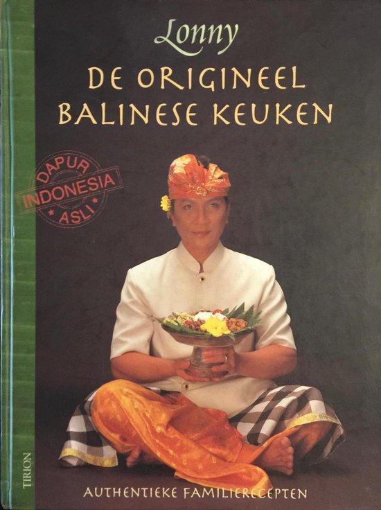DE ORIGINEEL BALINESE KEUKEN - Lonny Gerungan | Fthsonline.com