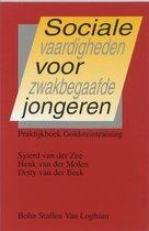 Boek cover Sociale vaardigheden voor zwakbegaafde jongeren van H T Van Der Molen (Paperback)