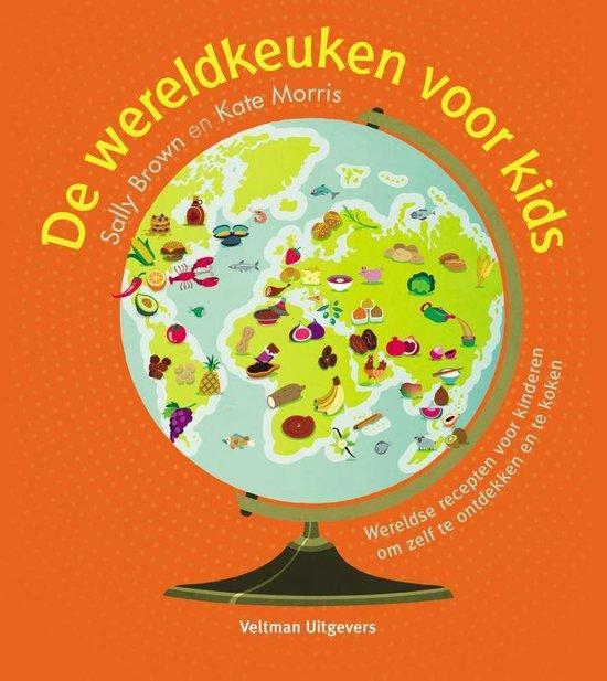 De wereldkeuken voor kids - Sally Brown  