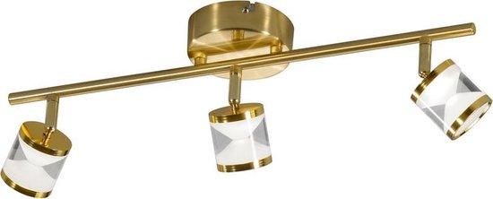 Spot - Cassini LED -  Messing mat