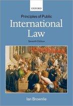 Principles Of Public International Law