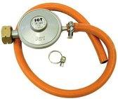 Barbecook Gasregulator - Gasdrukregelaar & Gasslang 30 Mbar - G5 Aansluiting - Nederland