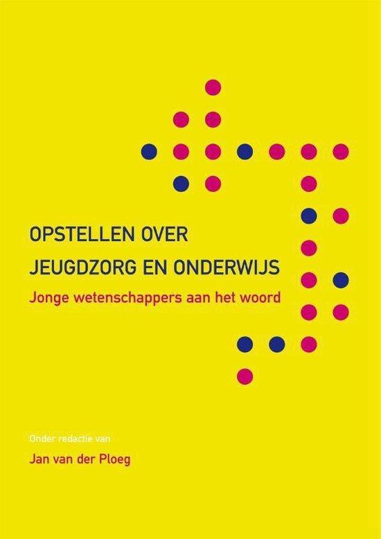 Horizon - Opstellen over jeugdzorg en onderwijs - Jan van der Ploeg |