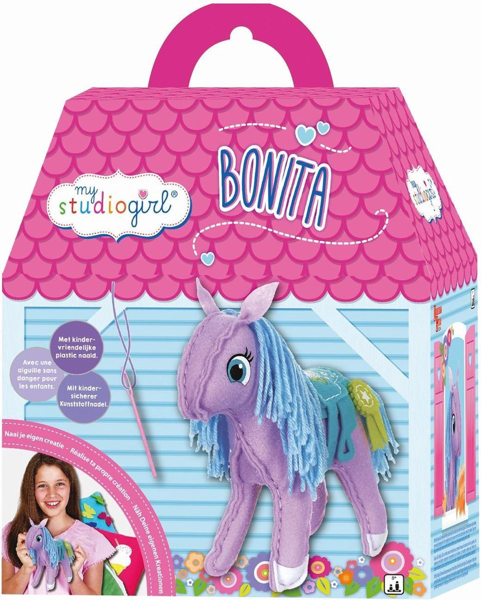 My Studio Girl knutselpakket - Bonita