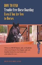 How to Find Trouble Free Horse Boarding Even If You Are New to Horses