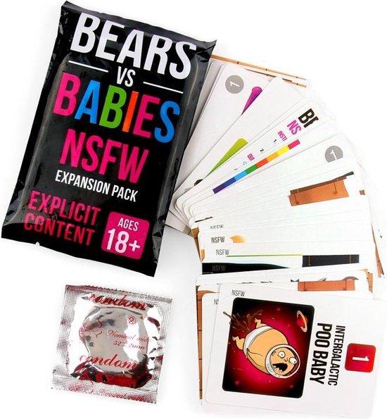 Bol Com Bears Vs Babies Nsfw Expansion Pack Big Sale Games