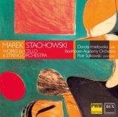Stachowski: Works For Cello & String Orchestra