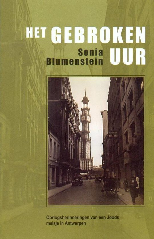Het Gebroken Uur - Sonia Blumenstein | Fthsonline.com