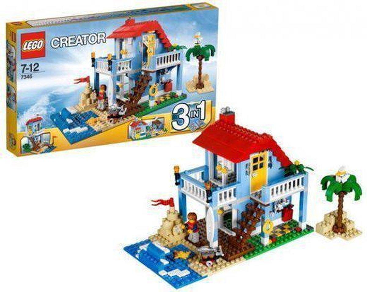 LEGO Creator 7346 aan Zee