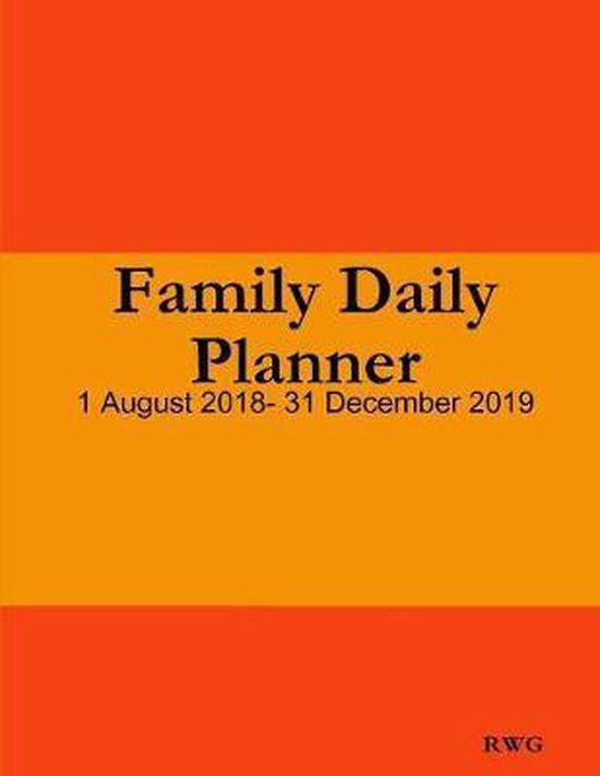 Family Daily Planner