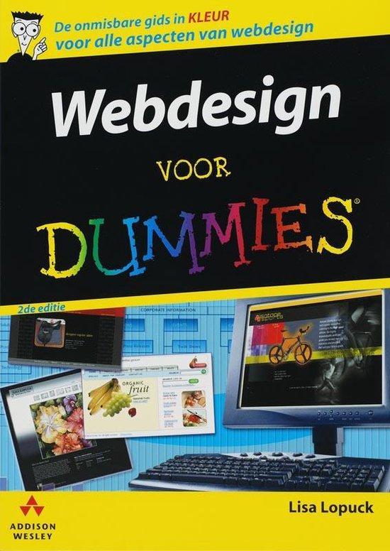 Webdesign Voor Dummies 2/E