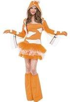 Fever Clownfish Clownvis Kostuum Dames | maat M ( 40 - 42 )