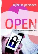 Open  -   Bijbelse personen