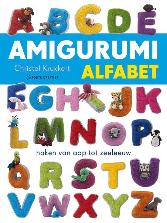 Amigurumi alfabet - Christel Krukkert |