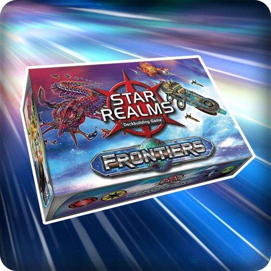Afbeelding van het spel Star Realms Frontiers