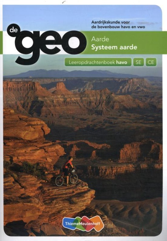 De Geo bovenbouw havo 5e editie Systeem Aarde leeropdrachtenboek - J.H.A. van den Bunder  