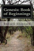 Boek cover Genesis van Mr Russell Sherrard