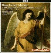Cantatas Vol2: Gott Zebaoth In Dein