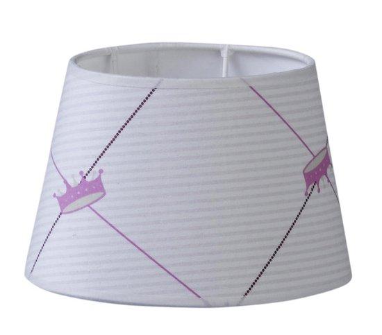 Nicolientje - Lampenkap - 15 cm - Roze