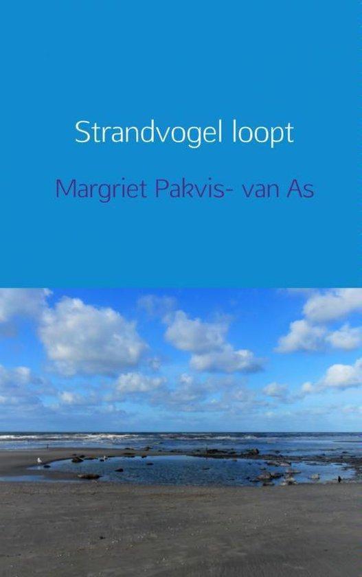 Strandvogel loopt - Margriet Pakvis- van As | Fthsonline.com