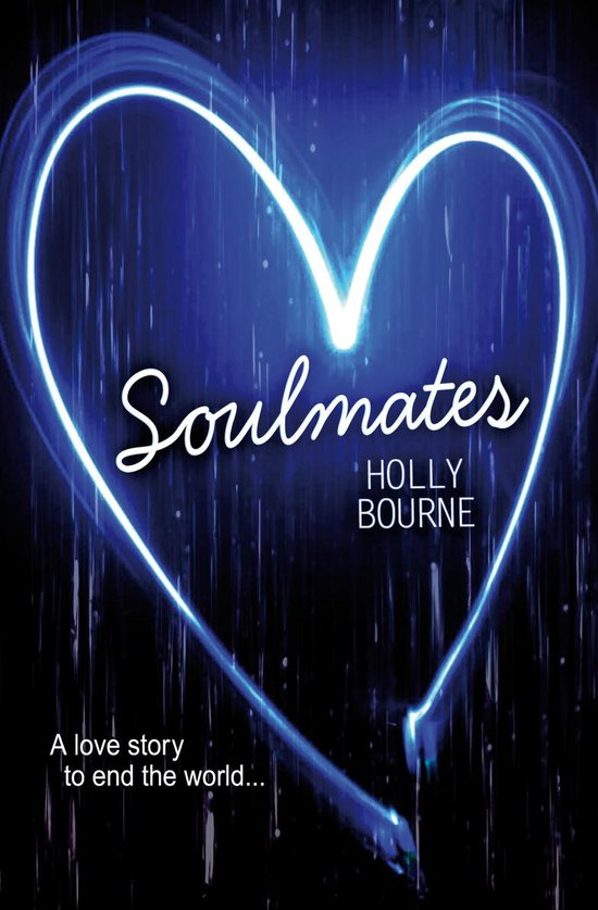 Boek cover Soulmates van Holly Bourne (Onbekend)