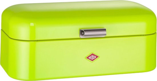 Wesco Broodtrommel Wesco Grandy Lime Green