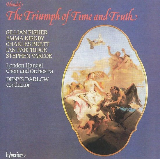 Handel: Triumph of Time and Truth / D Darlow, S Fisher