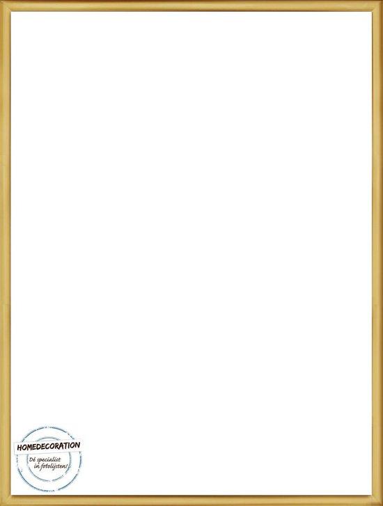 Homedecoration Almelo – Fotolijst – Fotomaat – 69 x 81 cm – Vintage Goud