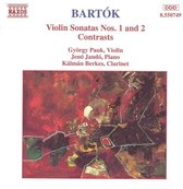 Bartok: Violin Son. 1&2 Etc.