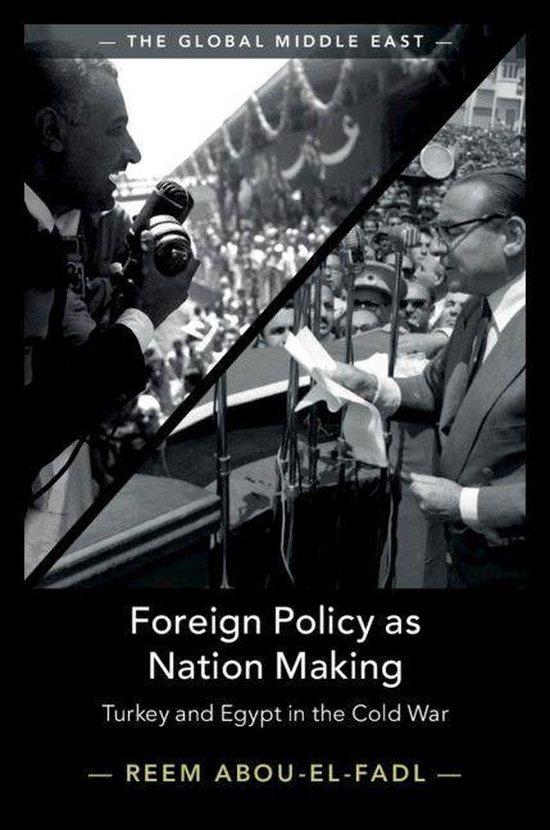 Boek cover Foreign Policy as Nation Making van Reem Abou-El-Fadl (Onbekend)