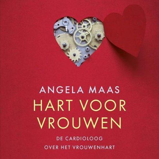 Boek cover Hart voor vrouwen van Angela Maas (Onbekend)
