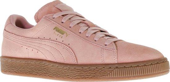 Puma Suede Classic Sneakers - Maat 40 - Vrouwen - roze