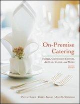 Boek cover On-Premise Catering van Patti J. Shock