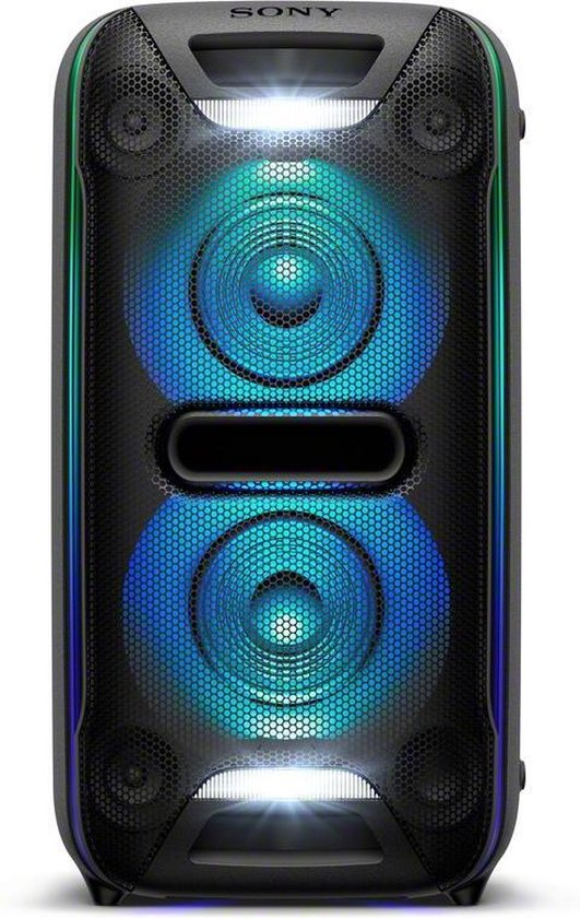 Sony GTK-XB72 - Draagbare Party Speaker - Zwart