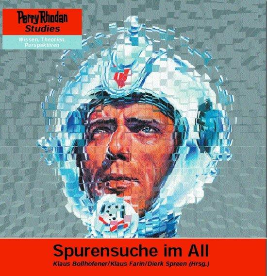 Boek cover Spurensuche im All van Dietmar Dath (Onbekend)
